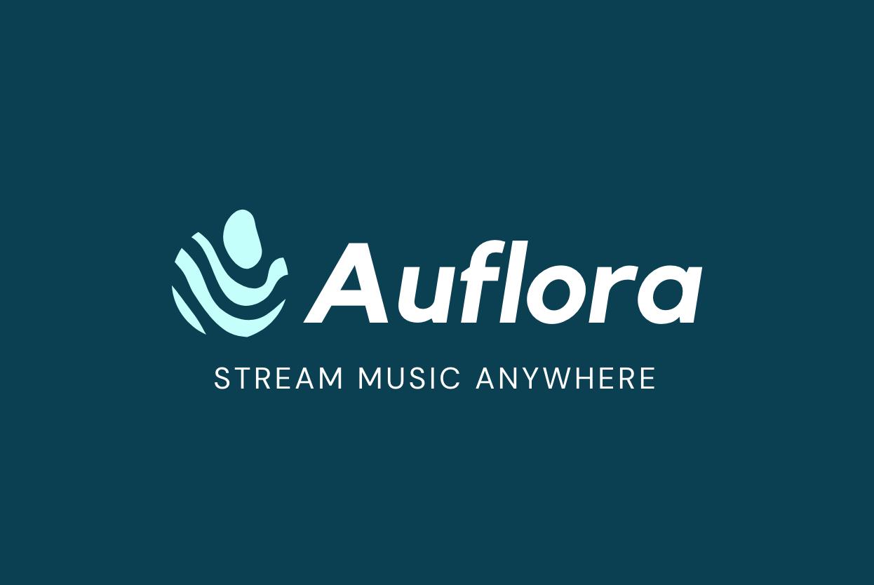 auflora_music_logo_camapp_logo_design